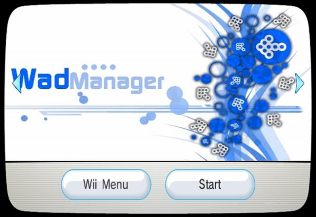 Install Dark Wii Theme With Wad Manager - sevenhosting